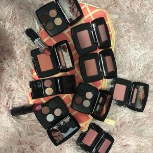 lancôme makeup bundle and makeup bag